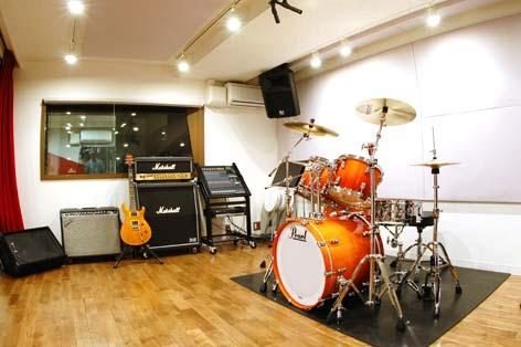 レコーディングスタジオ完備 ※厚木スタジオ限定