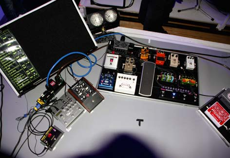 エレキギターの音作り、機材の作り方を知りたい